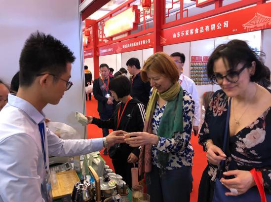2019山东品牌中华行启动 意向销售订单额突破900万元