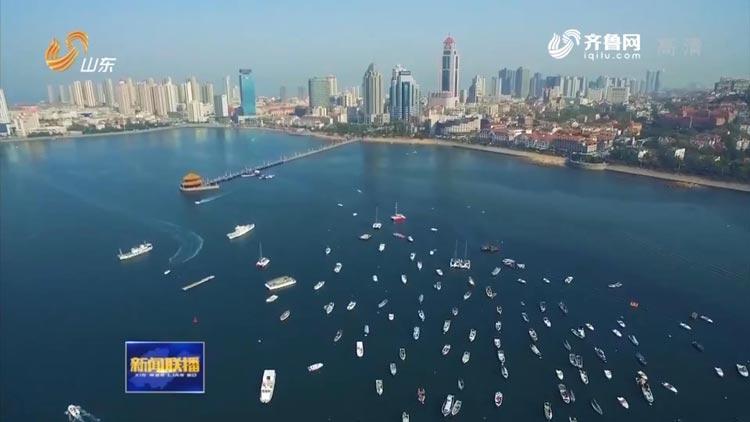 今天是他的生日!看青岛这座城市如何见证中国海军70年发展历程!
