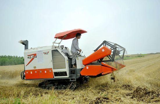 到2020年,山东力争创建70个国家级主要农作物生产全程机械化示范县