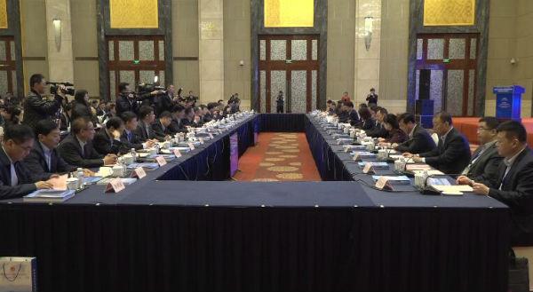 金融支持日照经济高质量发展座谈会暨战略合作对接活动举行