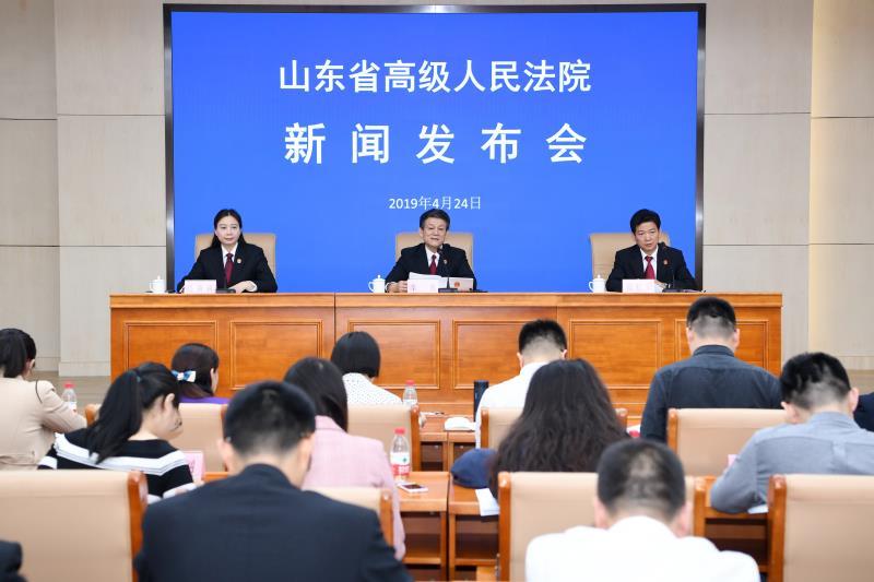 山东法院公布2018年十大知识产权案件