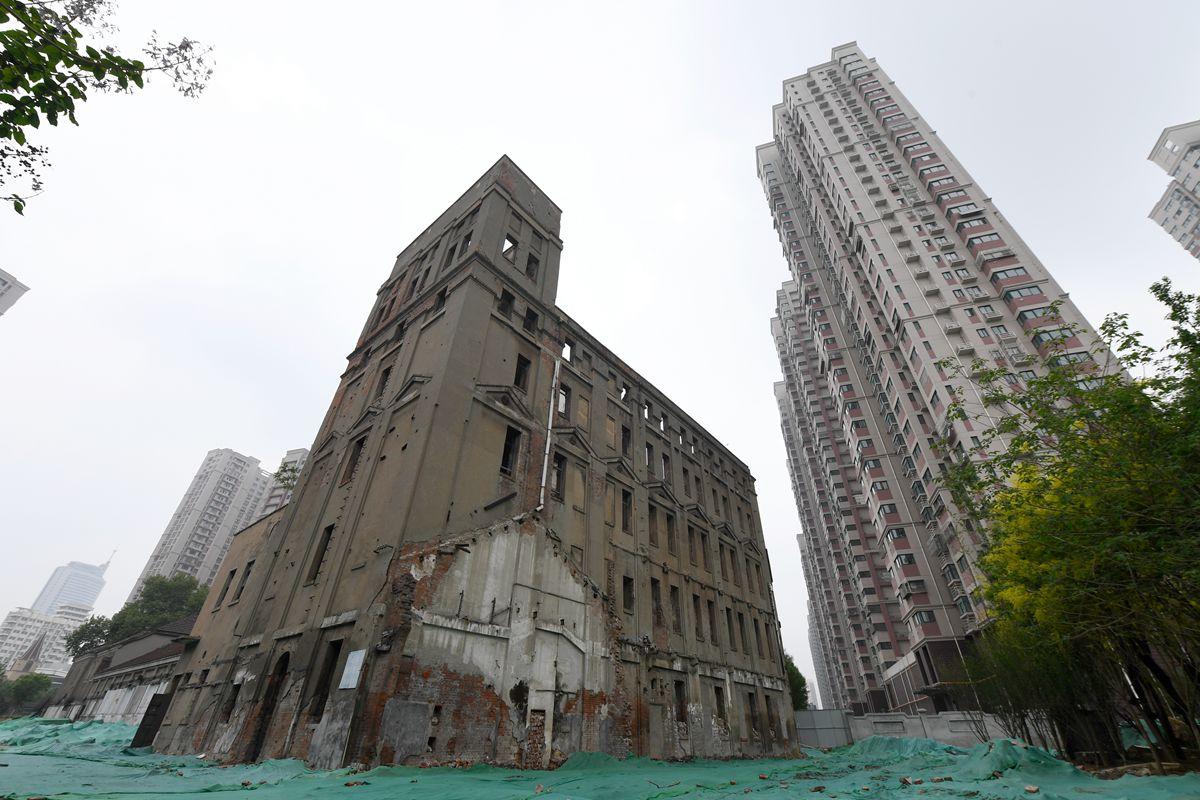 工业老建筑|成丰面粉厂楼曾是济南第一高 战争年代是重要占领区域