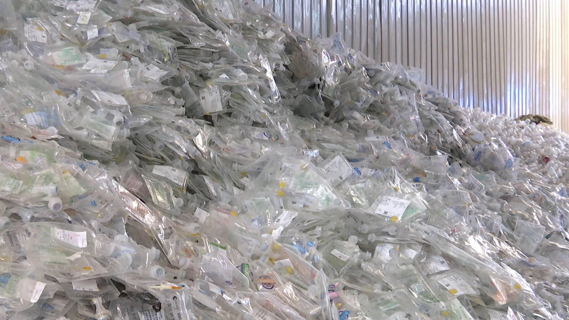 63秒|醫院醫療垃圾究竟去哪兒了? 泰安這家企業做法讓人吃驚