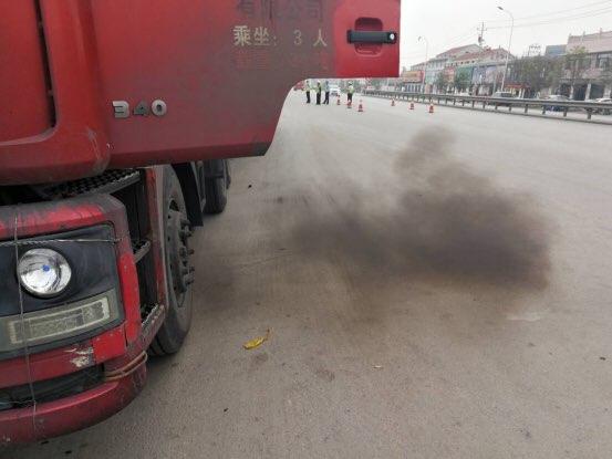 工地扬尘、黑烟大货车均被查,来看山东大气污染整治最新进展