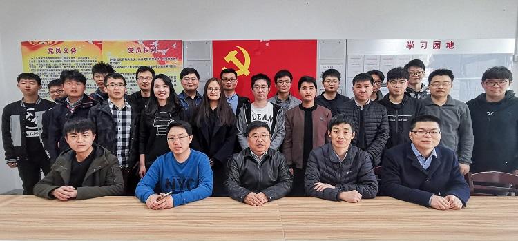 """中国石油大学(华东)高端装备制造技术创新团队获评""""青春担当好团队"""":务实创新,勇攀高峰,不负青春勇作为"""