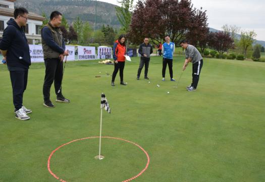 过把高尔夫球瘾!山东新闻媒体高尔夫球锦标赛圆满举行