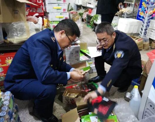 山东省市场监督管理局开展校园周边食品安全集中检查