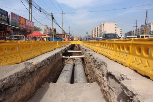 @短信验证领58彩金人 富亭街5月6日起供暖管道改造施工 为期2个月