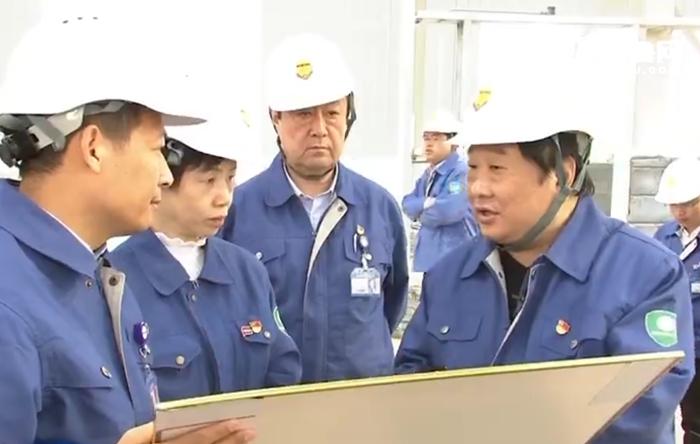 欢度五一 岗位过节|潍柴集团加紧施工 林德液压产业园项目再提速