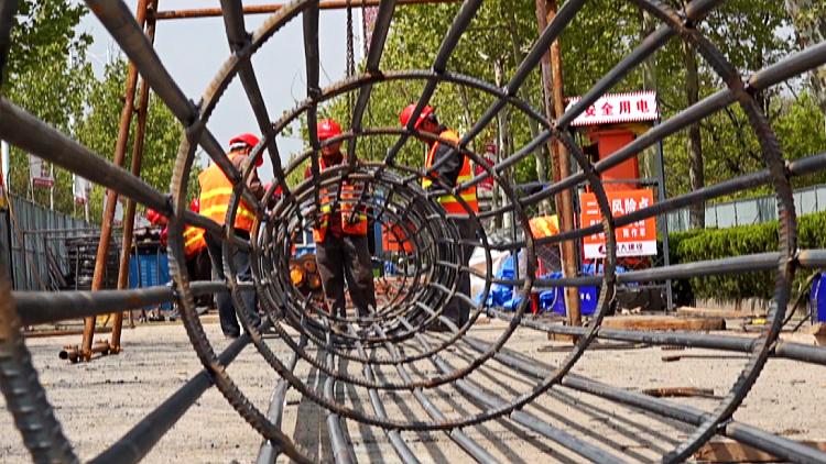 83秒丨北海路环岛、宝通街白浪河桥……潍坊这些重点工程有了新进展