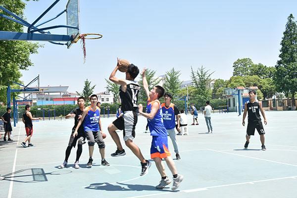 """5月""""运动季""""到来 """"三对三篮球赛""""即将在潍坊高新区开战"""