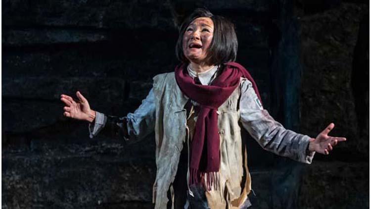 沂蒙的女儿还叫沂蒙!聆听民族歌剧《沂蒙山》选段《沂蒙的女儿》