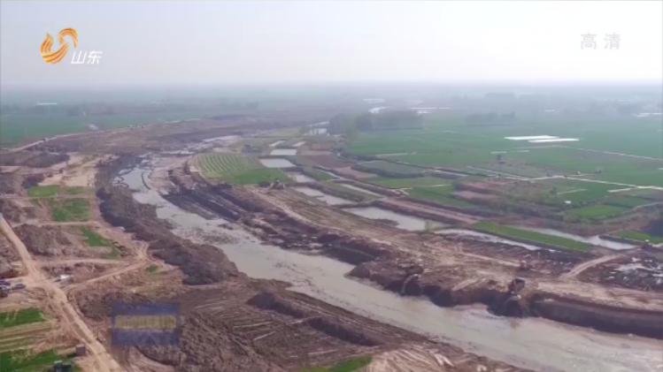 山东:灾后水毁工程修复过八成 汛前将全部完工