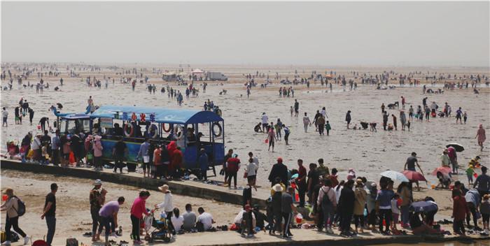 五一假期日照迎来今年首个小高峰 共接待外地游客77.05万人
