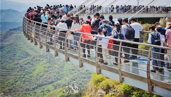 很文化很特色!这个五一小长假淄博文化旅游市场持续火爆