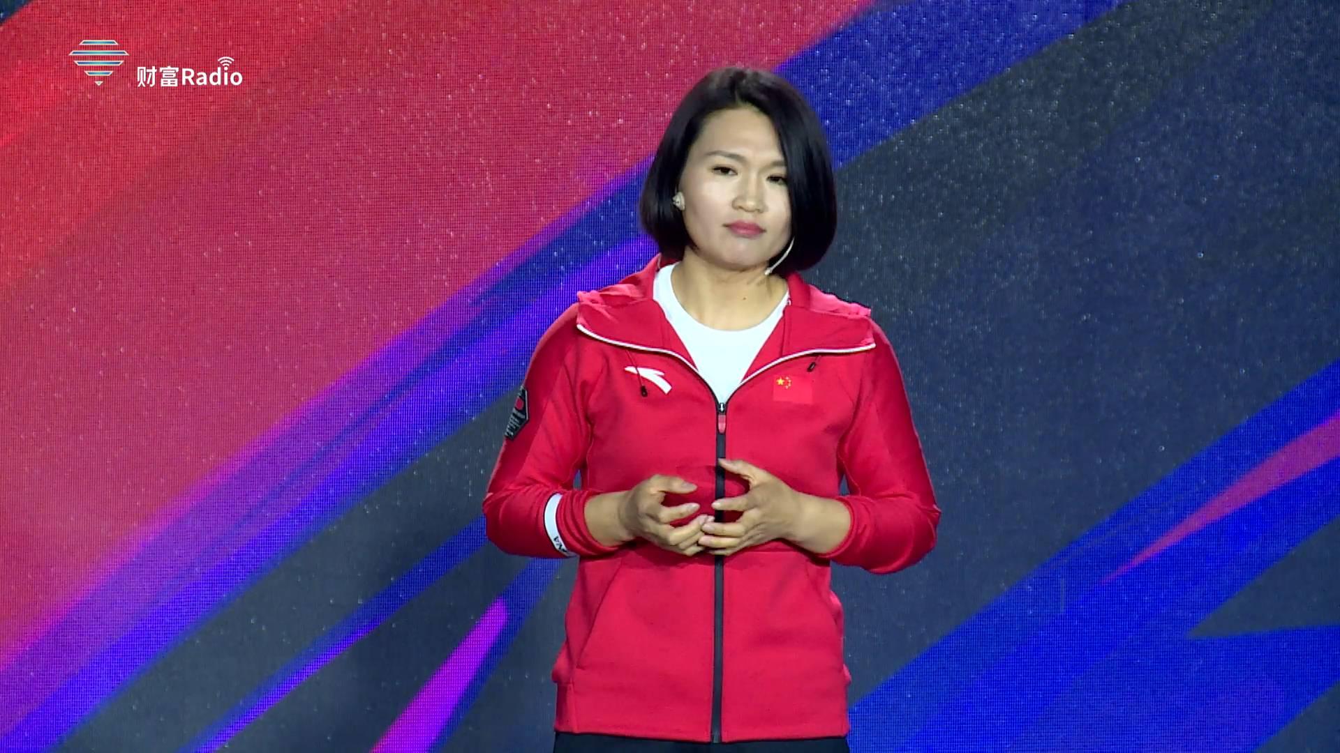 退役多年如今满满少女感,举重奥运冠军林伟宁减肥健身秘籍送给你