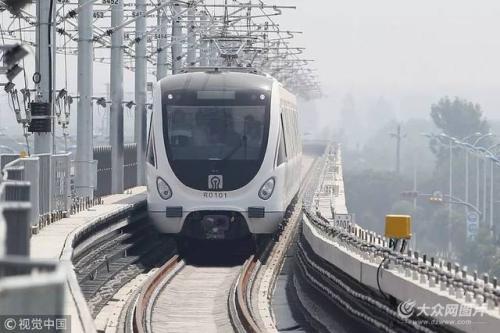 济南地铁第二轮规划最新版曝光?1号线与已建成路线不符