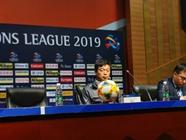 庆南主帅:输球是因为主力受伤 对佩莱未上场早有准备