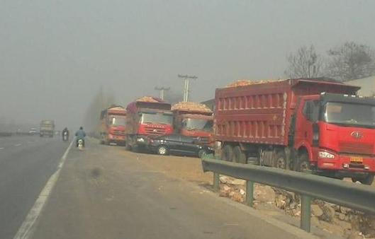 杜绝超限超载车辆上路!枣庄峄城区这七家源头企业将被重点监管