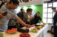 寿光9大类24个蔬菜品种在京展示 200多位专家现场品鉴