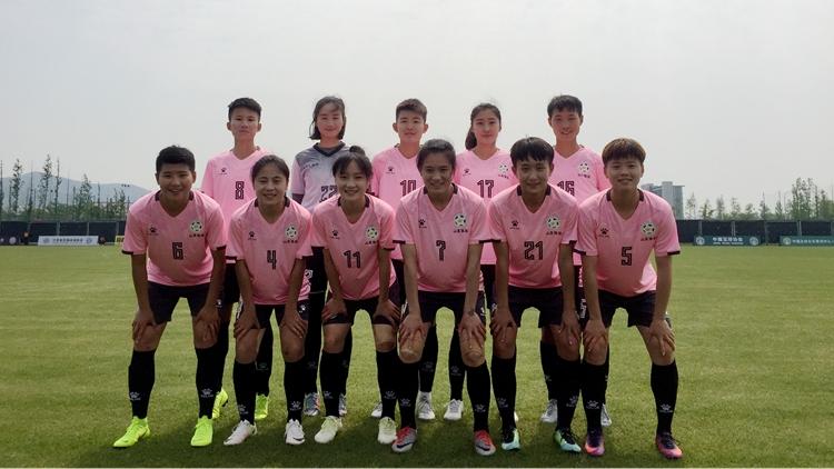 遗憾!全国女足锦标赛第三阶段山东女足点球4比5不敌广东