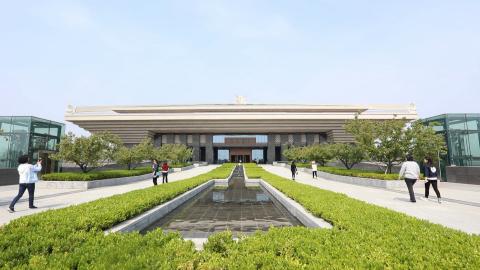 48秒丨孔子博物馆免费开放!70万件藏品明代宋代的都有