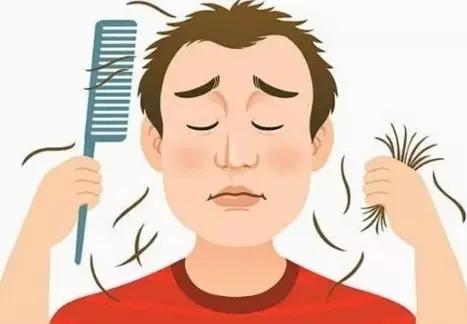 """你的""""头顶大事""""还好吗?头发每天掉落100根就是脱发"""
