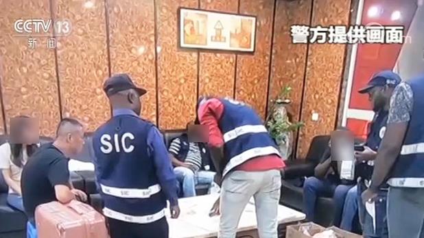中安警方联手破获跨国拐骗中国妇女强迫卖淫案