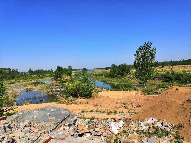 """曾瞬间""""失守""""的潍坊如今怎样?记者探访当地水利建设情况"""