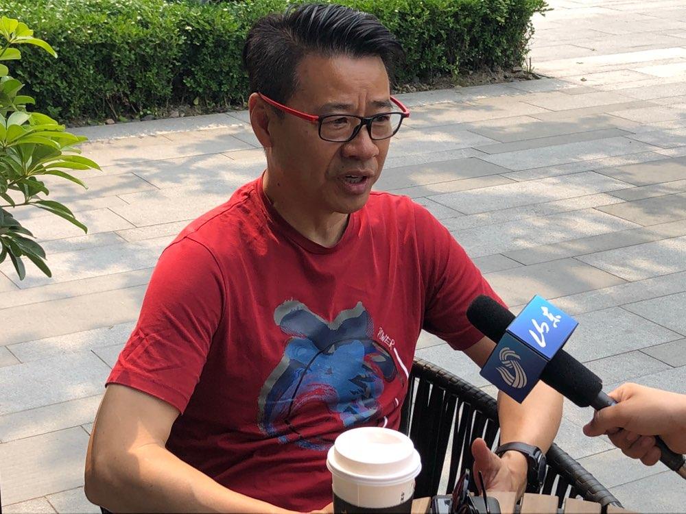 吴金贵呼吁不要带有色眼镜看国内教练  李霄鹏执教很成功