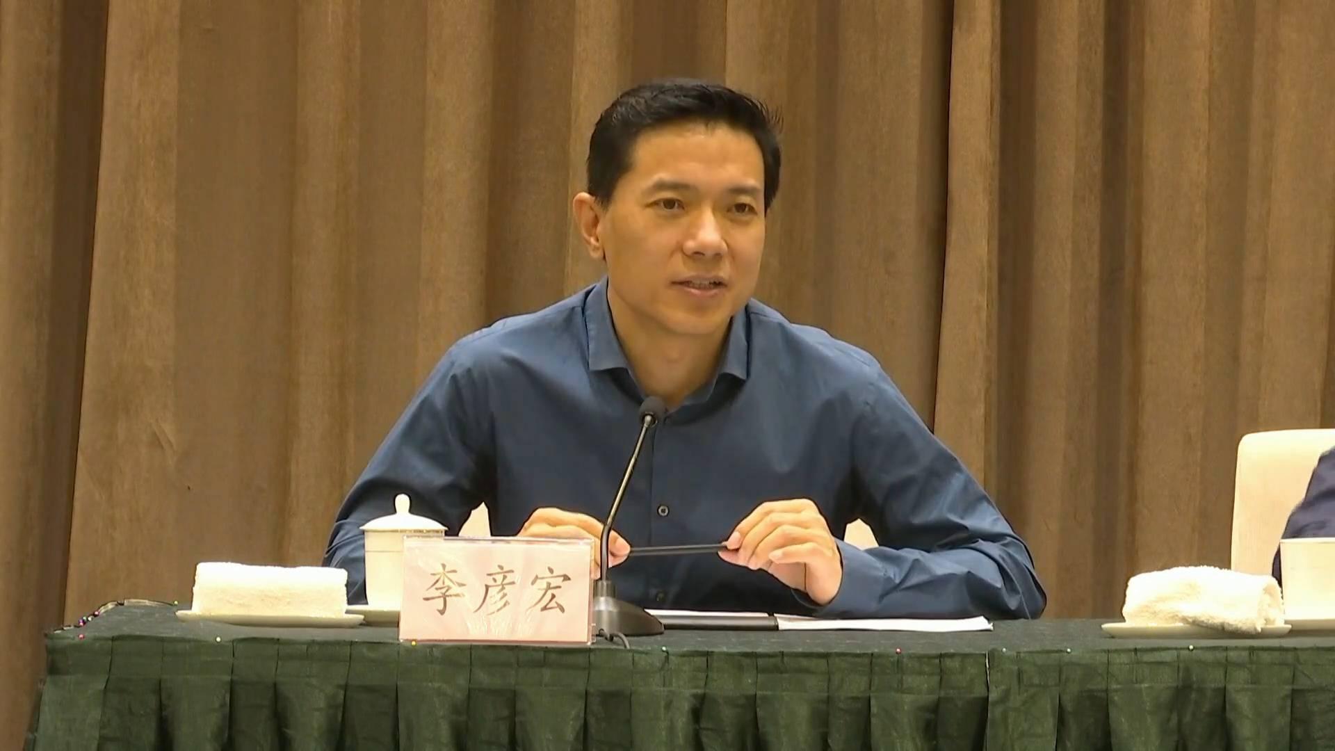 思想+|李彦宏支招中小企业发展:同一个问题连续两年答案一样,就落伍了