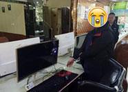 切勿见财起意!潍坊男子网吧盗窃他人手机一天后就被抓