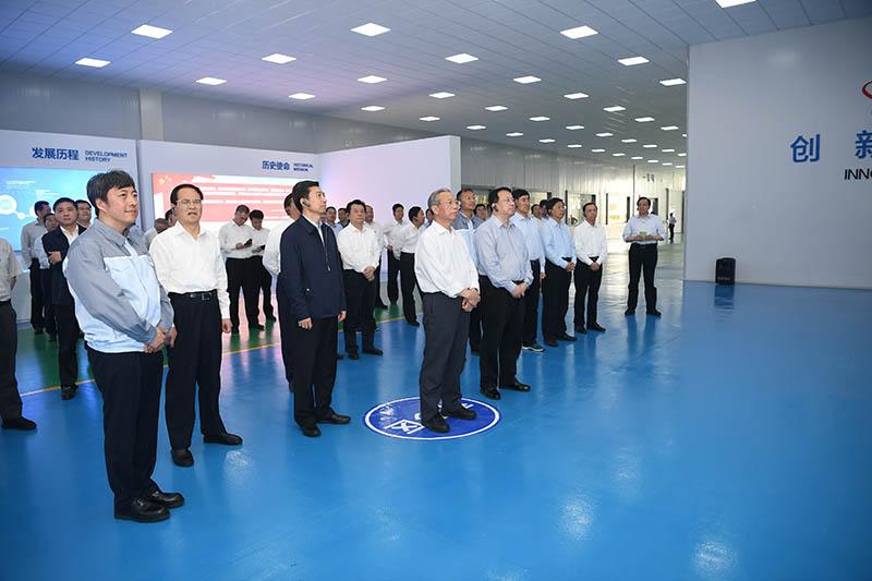 全省新旧动能转换项目推进会|打破国外技术垄断,东营国瓷打造全球最大陶瓷材料生产基地