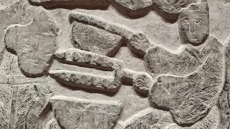 84秒|吃烧烤用抽烟机 两千年前的汉代人生活 3fb9 比我们想象的潮多了