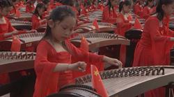 51秒 震撼!聊城200人齐奏古筝曲 感受中国传统音乐魅力
