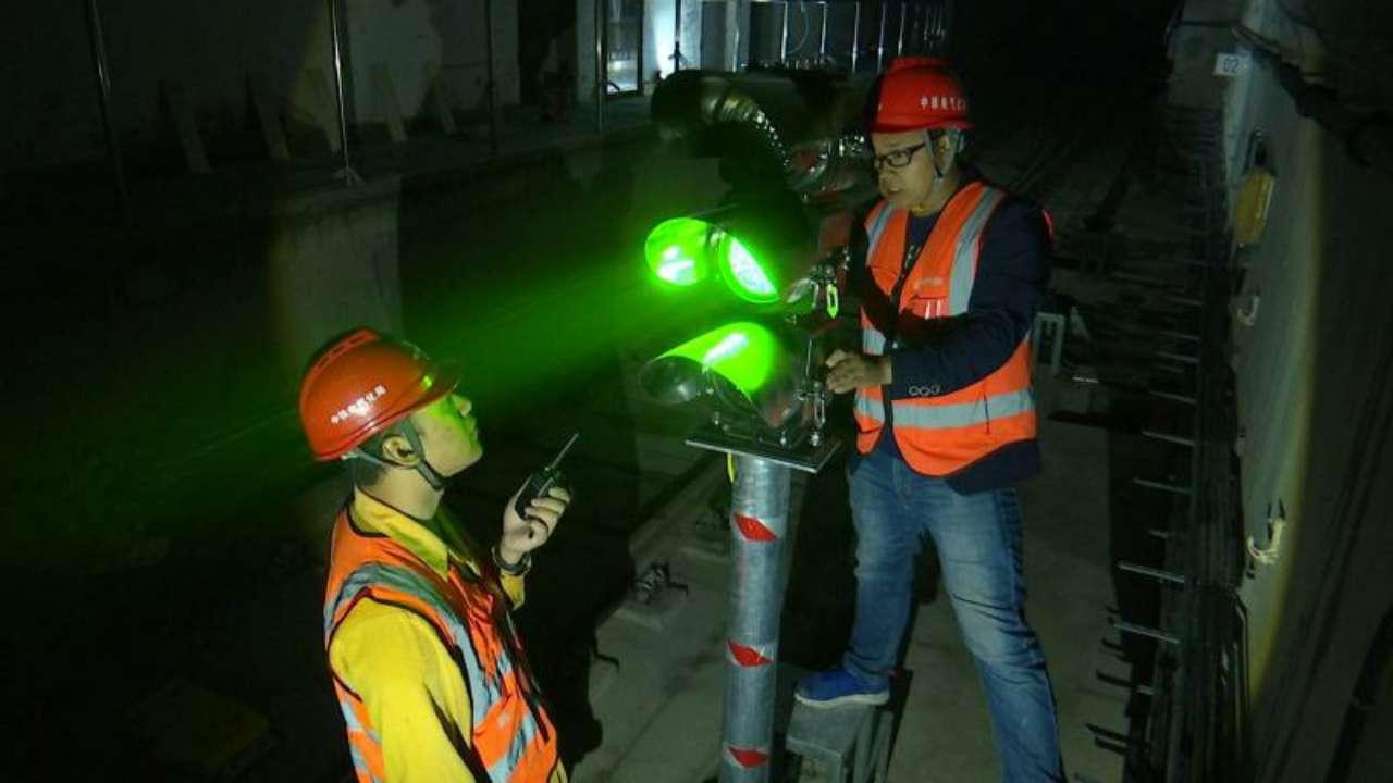济南轨交R3线电力系统安装调试基本就绪 6月份试跑