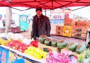 """商贩由""""游击队""""变成""""正规军""""潍坊高新区占地30多亩的新市场建成"""