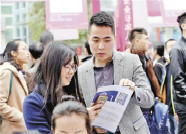 """潍坊构筑""""五位一体""""大学生就业创业格局 提升吸引人才软环境"""