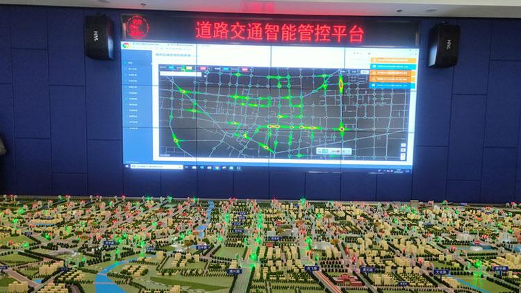 39秒|四纵四横一干线!潍坊打造市区快速化通行网络