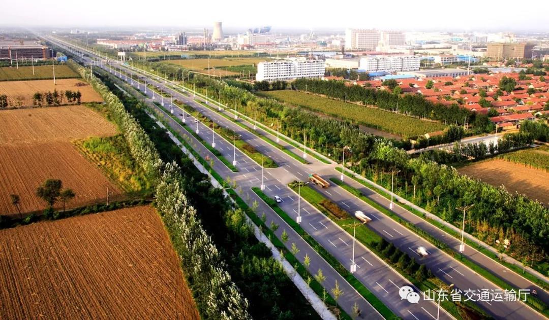 打造24个绿色交通重点项目!山东绿色交通省创建顺利通过考核