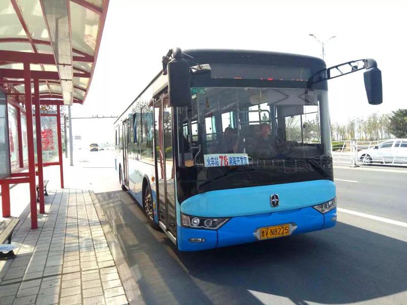 潍坊人出门注意啦!这三条公交线路有调整