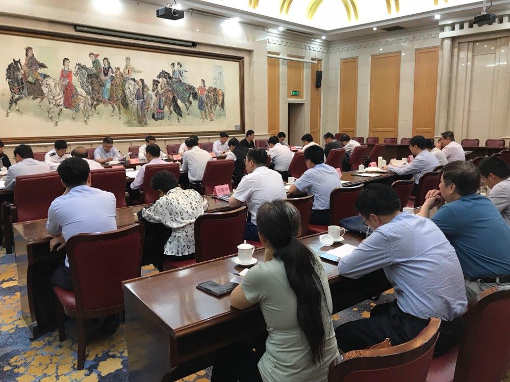 山东加强水旱灾害防御物资储备 省本级储备物资达8546万元