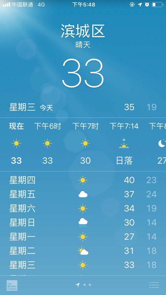 滨州:本周高温火力全开 安全行车指南请查收