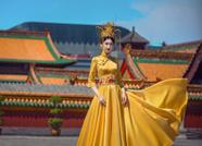 第三届沈阳国际旗袍文化节明日开启 盛京满绣成功完成火炬传递