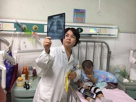 山东高温来袭医院儿童患者增多 医生建议这些防范需做好