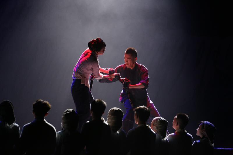 红色民族舞剧《乳娘》5月24、25日在江西上演