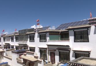 【鲁藏情深】⑤西藏来了黑科技扶贫!这个高原光伏小镇实现了一举多赢