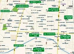 临清城区设置12处流动食品摊点疏导区,具体要求和分布在这里!