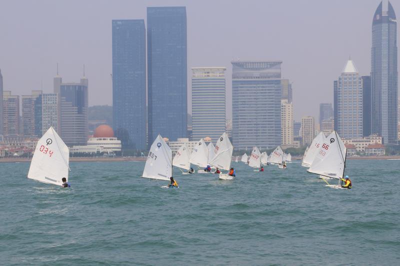 270余名运动员参赛,2019山东省第五届帆船帆板公开赛成功举办