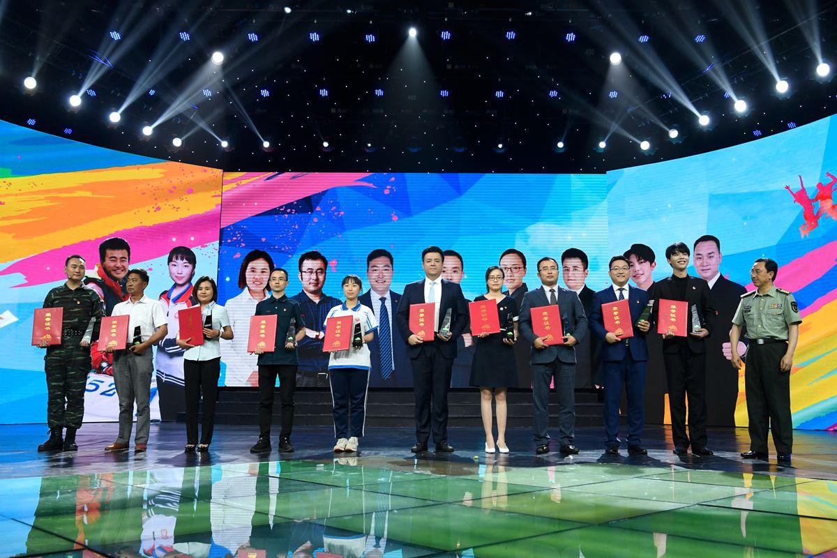"""2019年""""齐鲁最美青年""""发布 王春林等10位青年获得称号"""